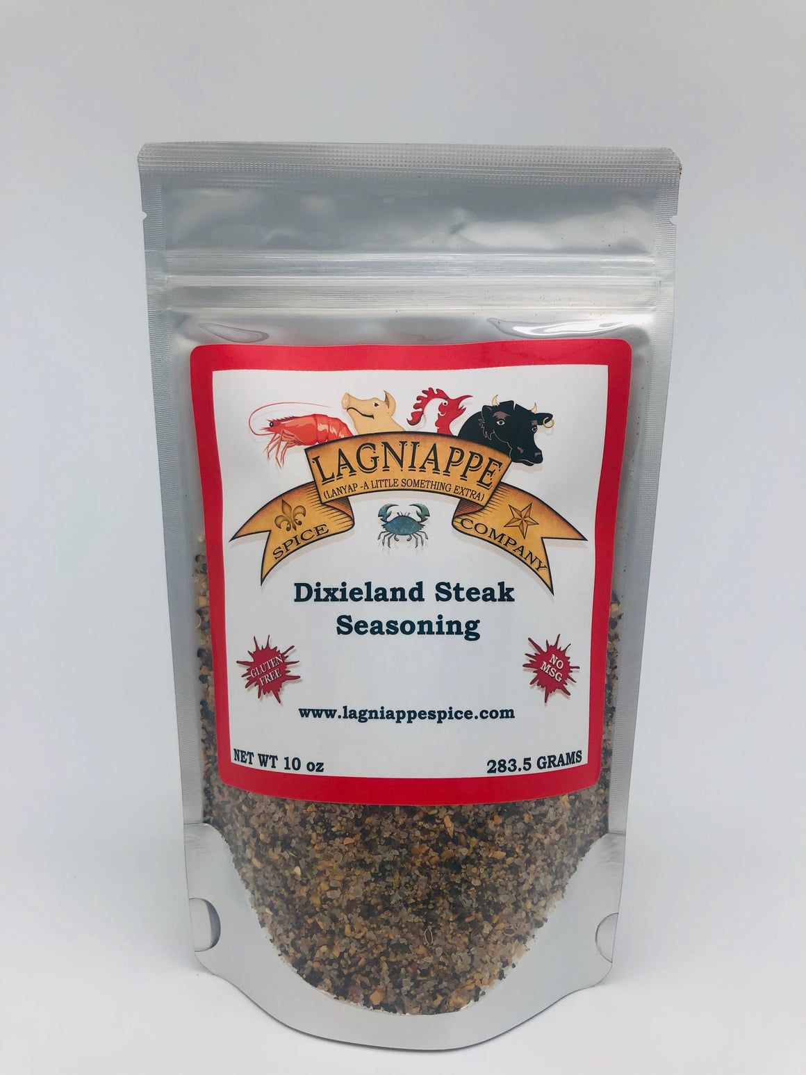 Dixieland Steak Seasoning