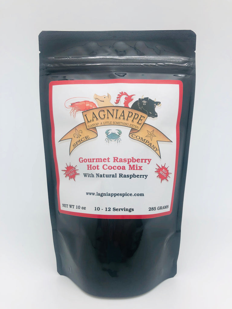 Gourmet Raspberry Hot Cocoa Mix
