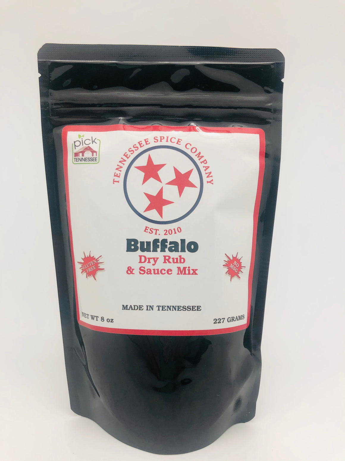 Buffalo Dry Rub & Sauce Mix - TN Spice