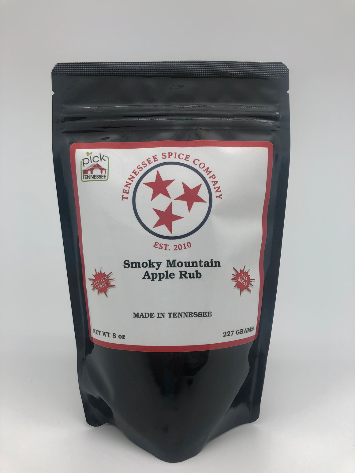 Smoky Mountain Apple Rub - TN Spice