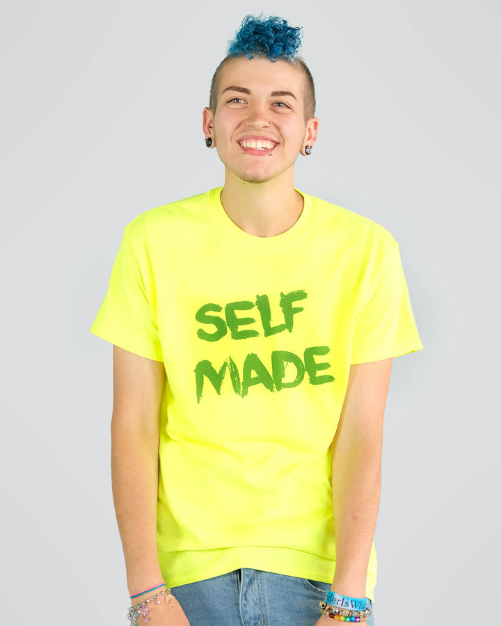 Self Made Neon Yellow