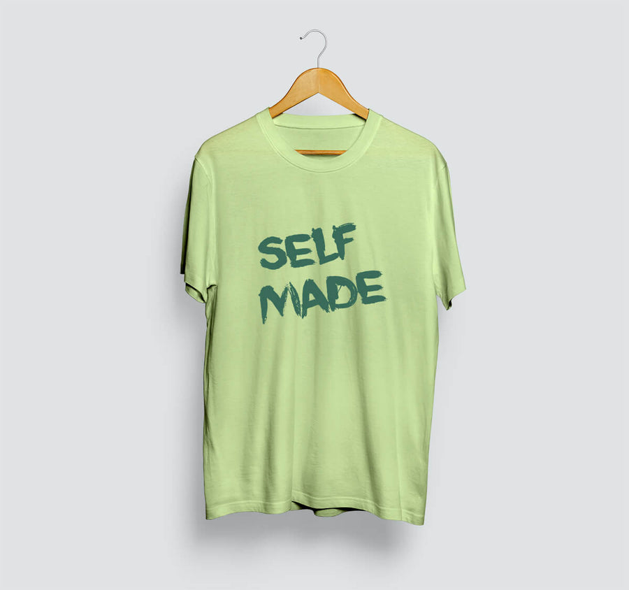 Self Made Neon Green