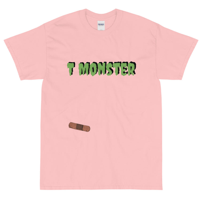 T-Monster w/ Band Aid T-Shirt