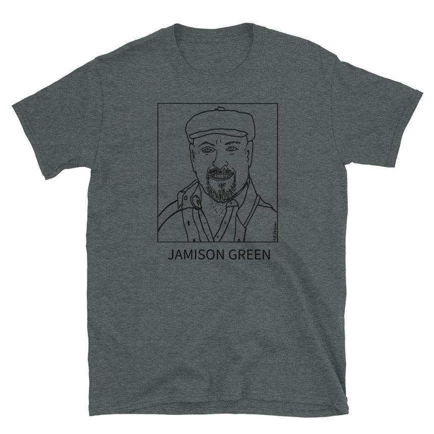Jamison Green - Trans Trailblazer Series -T-Shirt