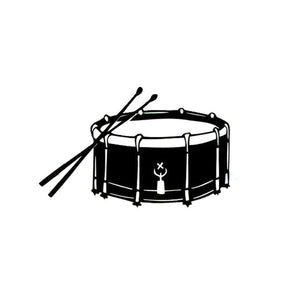 Snare Drum | Car Decal
