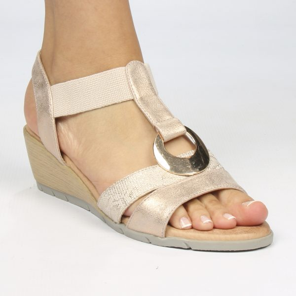 Carley - Mini Wedge