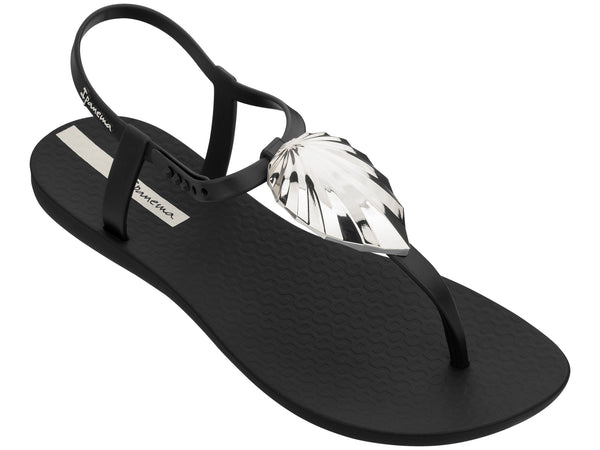 Ipanema Leaf Black