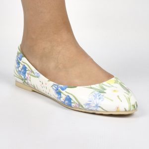 Luciana Pumps White