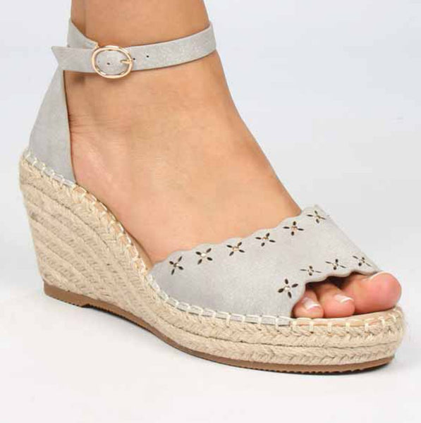 Paton Wedge - Grey