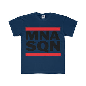 "Manasquan ""Run This Town"" Youth Regular Fit Tee"