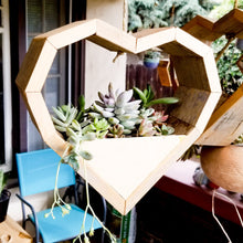 Reclaimed Wood Heart