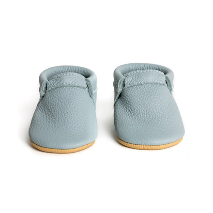 Ice Blue Booties