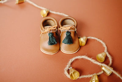 Holiday Tassels for Loafers