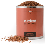 Nutrient Survival Chocolate Grain Crunch