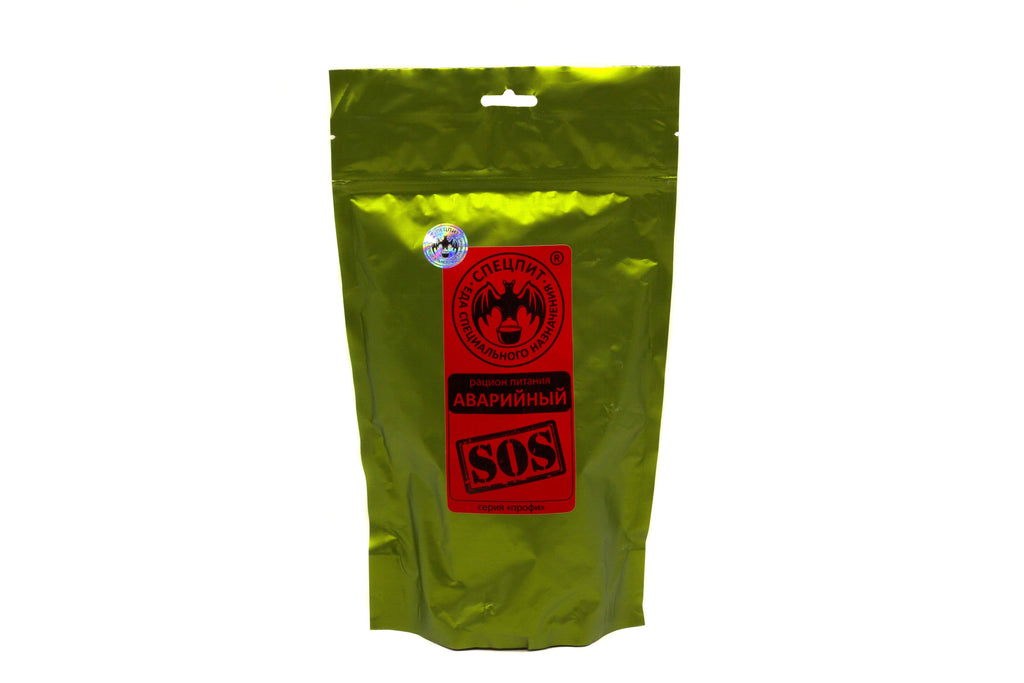 best for camping for emerency storage First Strike Ration