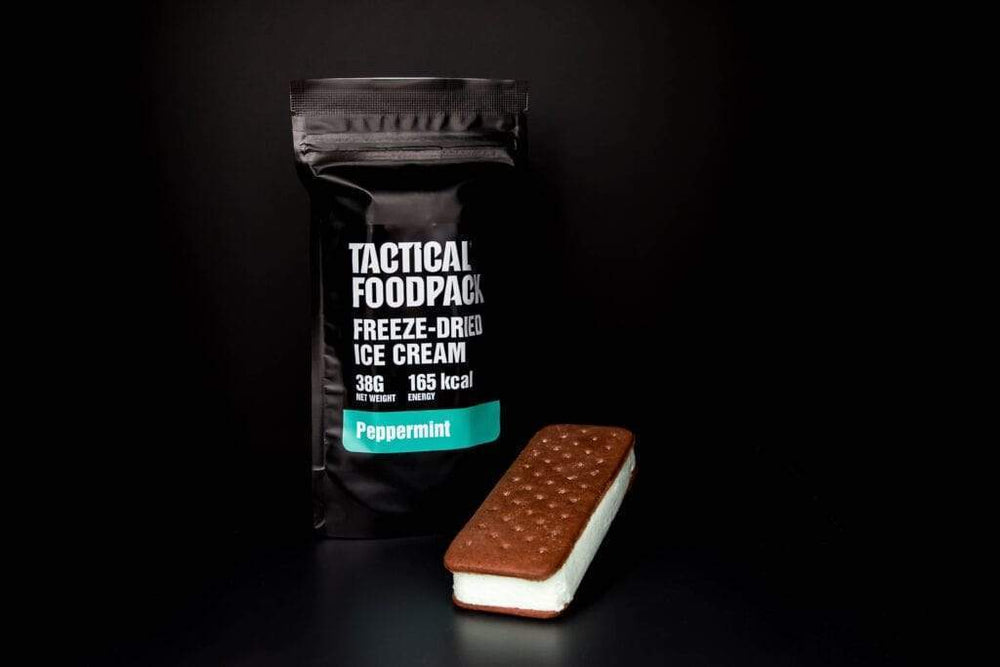 Tactical Foodpack Freeze-Dried Ice cream Set of 3