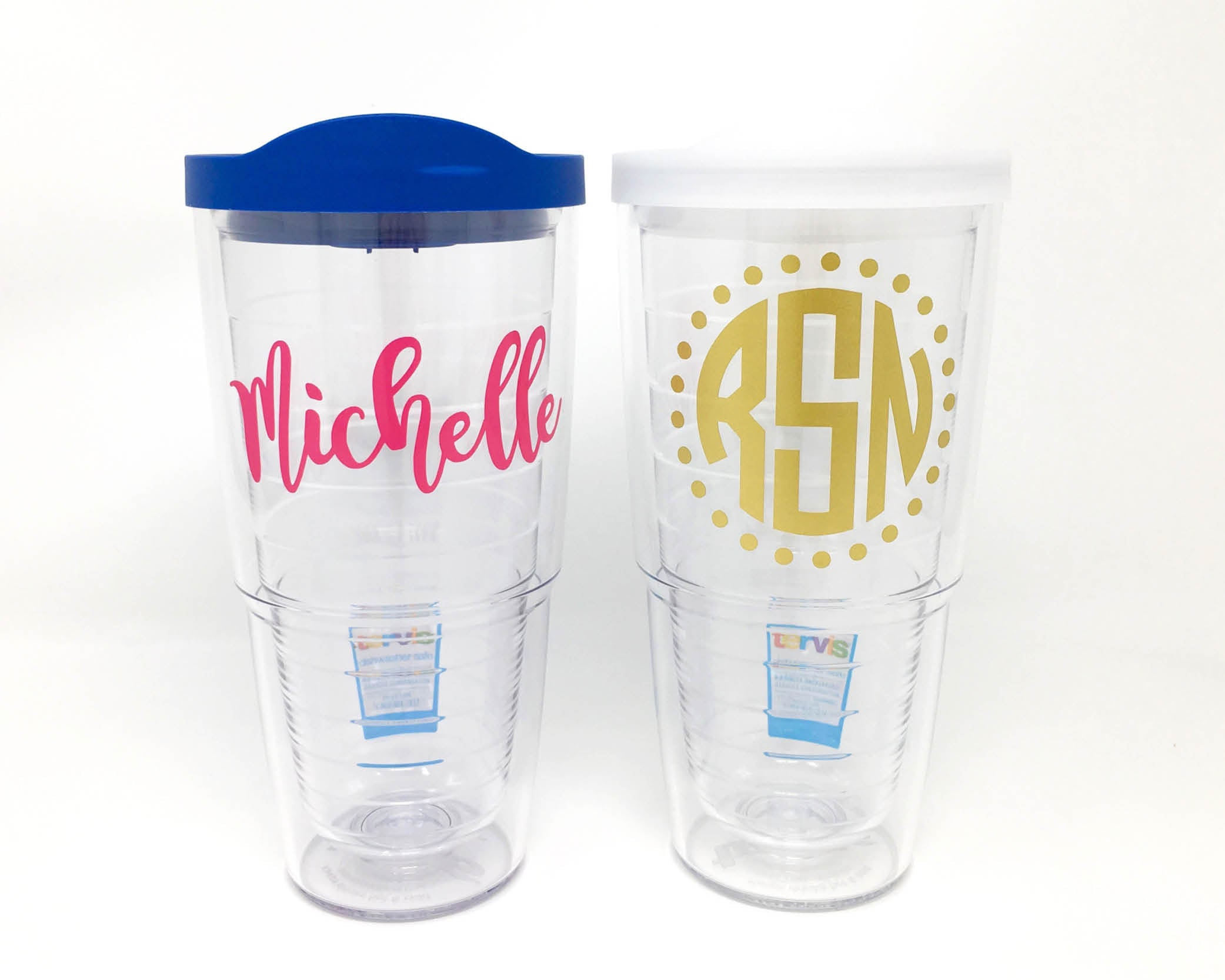 137c0fb46b1 Personalized Tervis Tumbler Cup 24oz – Initially Yours