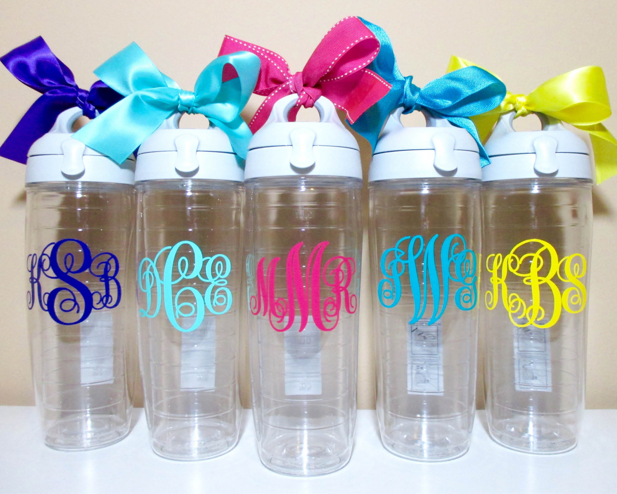 0a9ba1af914 Monogrammed Tervis Tumbler Water Bottle 24oz – Initially Yours