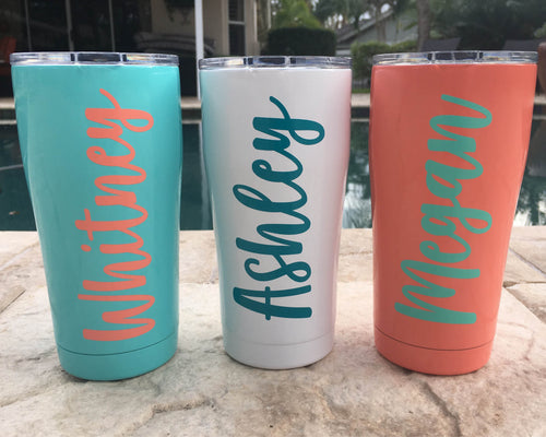 Personalized Name SIC 20oz Cup