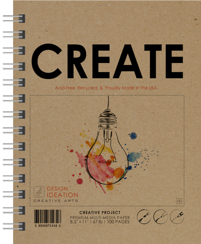 Design Ideation LS CREATE (8.5