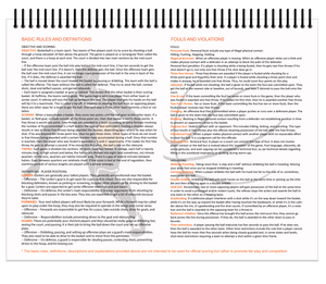 Perfect Strike Basketball SCOREBOOK with Rules and Scoring Instructions
