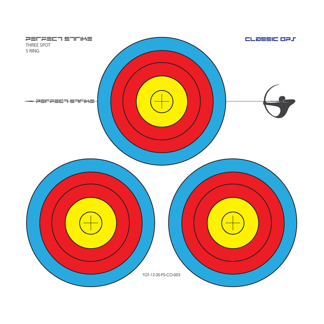 Perfect Strike Archery TARGETS. Classic OPS 003. (12