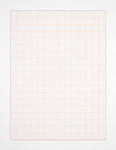 Pack: Premium Grid Paper for Pencil, Ink, and Marker. Great for Art, Design and Education. Loose Sheet Pack.