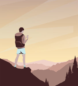 Essential Apps for trail junkies | Five Best outdoor apps for hikers, bikers, and adventurers!
