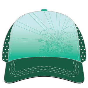 Trail Trucker | Fresh Mint