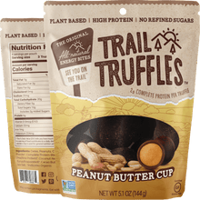 Peanut Butter Cup Truffle Pouch