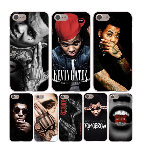 Kevin Gates Cover Case for iPhone