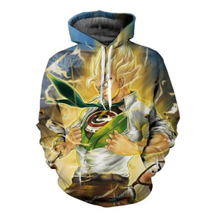 The Legend Of Dragon Ball Z Hoodies