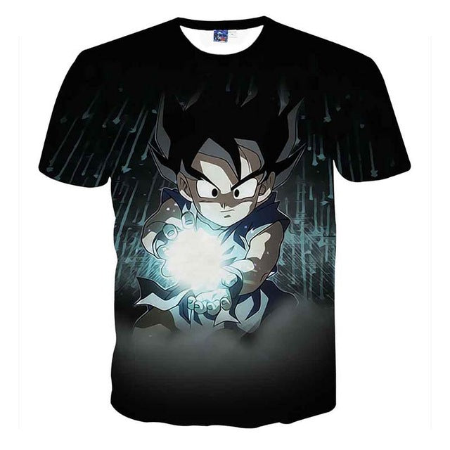Dragon Ball Z Collection T-shirts