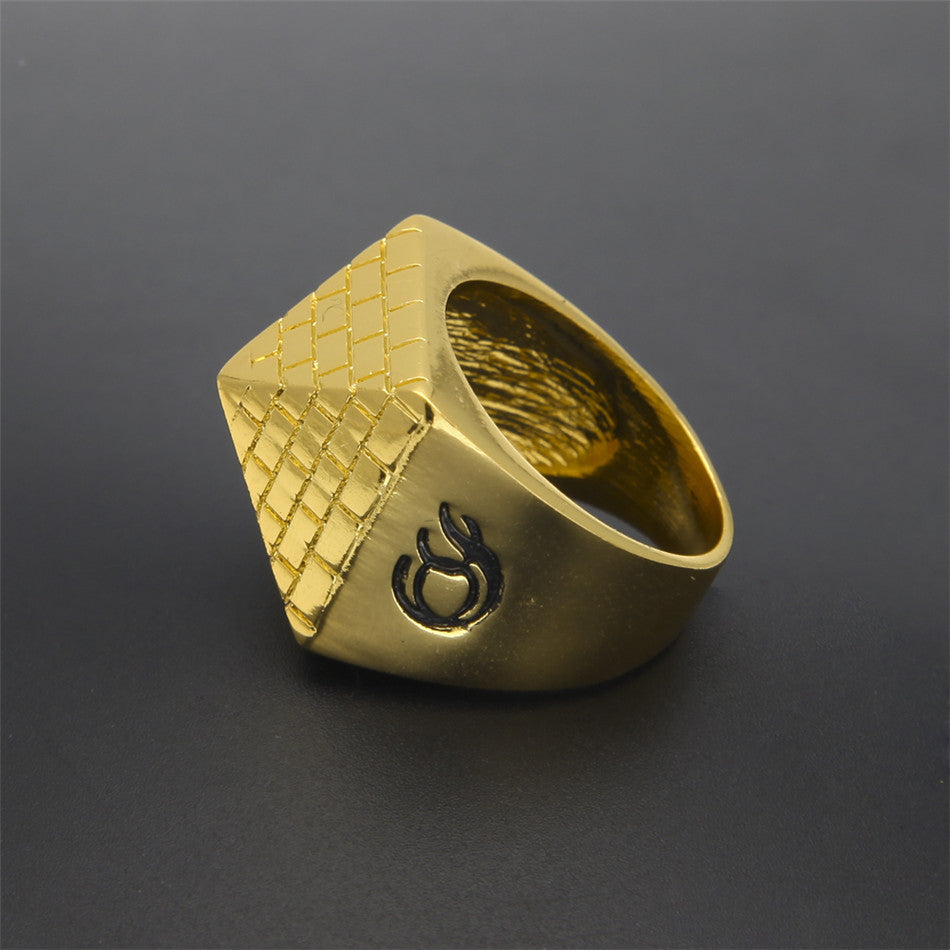 Egyptian Pyramid Ring
