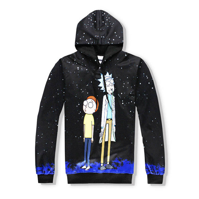 Rick And Morty Tracksuits