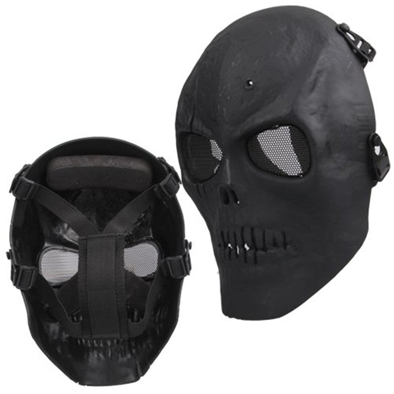 Full Protective Skull Military Death Mask