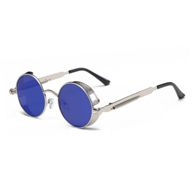 Clout Vintage Round Metal Frame Shades