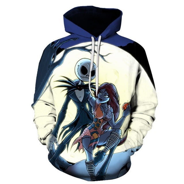 Nightmare Before Christmas Hoodies