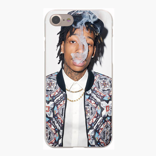 Wiz Khalifa Cover Case for iPhone