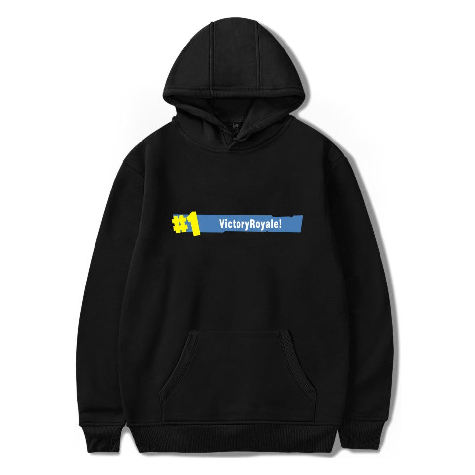 Fortnite #1 Royal Victory Hoodie
