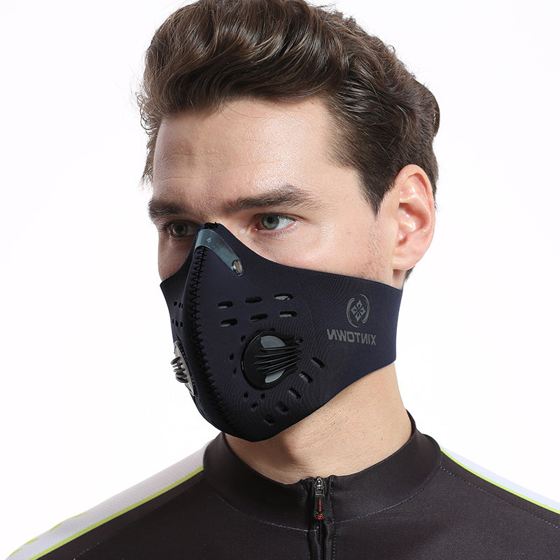 Activated Face Mask Anti-Pollution