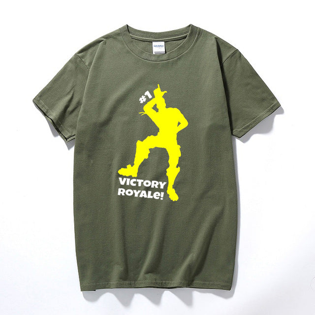 Fortnite victory royale battle T-Shirt