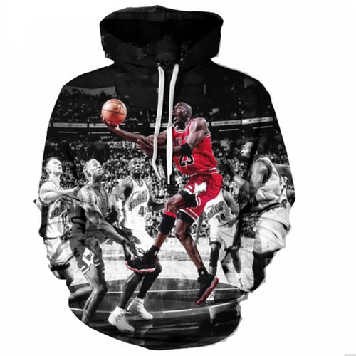 Micheal Jordan Champion Hoodies