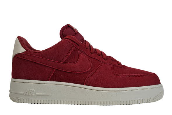 "Nike Air Force 1 '07 Suede ""Red Crush"""