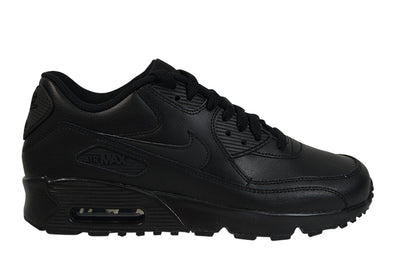 "Nike Air Max 90 Ltr GS ""Black/Black"""