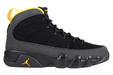 "NIKE AIR JORDAN 9 RETRO ""UNIVERSITY GOLD"""