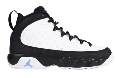 "NIKE AIR JORDAN 9 RETRO ""UNIVERSITY BLUE GS"""