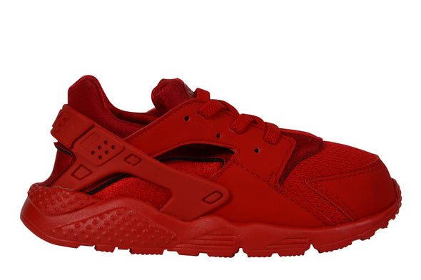 "NIke Huarache Run (TD) "" University Red"""