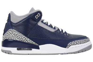 "NIKE AIR JORDAN 3 RETRO ""GEORGETOWN (2021) """