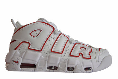 "Nike Air More Uptempo '96 ""White Varsity Red"""